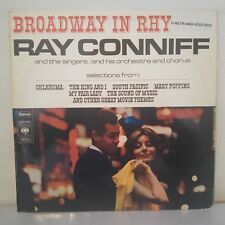 "Ray Conniff  ‎– Broadway In Rhythm (2 x Vinyl 12"" LP Compilaton Gatefold Stereo)"