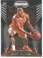 2019 Prizm Draft Picks Basketball #21 Grant Williams Rookie Card Tennessee Vols