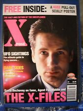 XPOSE #7 FEB 1997 THE FACT & FICTION OF THE UNEXPLAINED: X-FILES, DUCHOVNY COVER