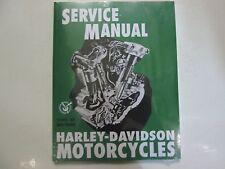 1945 1946 1947 Harley Davidson Big Twin Service Repair Shop Workshop Manual New
