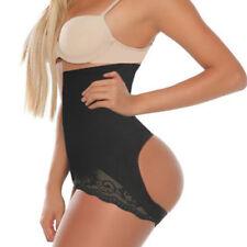 0f06cbbe233 US Seamless Butt Lift Enhancer Tummy Control Panty High Waist Body Shaper  S-3XL