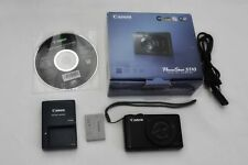 Canon PowerShot S110 12.1MP 1/1.7'' CCD Wi-Fi GPS RAW 3'' Touch Screen 1080P