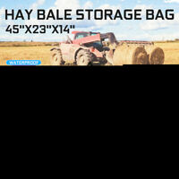 Purple Hay Bale Bay Carry Storage Water Ski Wake Board Camping Horse Riding Gear