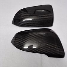 for BMW X2 2018 car mirror cover cap ABS + carbon fiber  Replacement