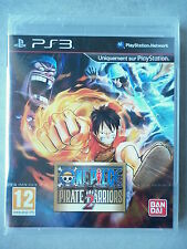 "One Piece Pirate Warriors 2 Jeu Vidéo ""PS3"" Playstation 3"