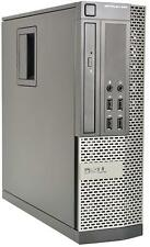 Dell OptiPlex 990  Desktop PC Core i5-2400 3.1GHz 4GB 240GB SSD Windows 10