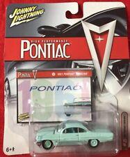 JOHNNY LIGHTNING High Performance Pontiac 1961 Catalina ~ MOC