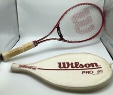 Vtg Wilson Pro 95 with Beta Gel High Beam Series with Dust Cover