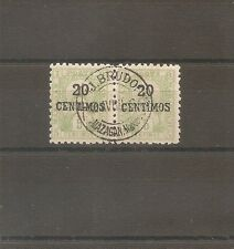TIMBRE MAROC POSTES LOCALES MAZAGAN A MARRAKECH PAIRE N°52 OBLITERE USED
