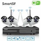 SmartSF 2MP CCTV Security Camera System IR Night Vision 8CH NVR security kit