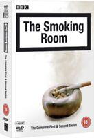 Nuovo The Fumare Stanza Serie 1 A 2 Collezione Completa DVD
