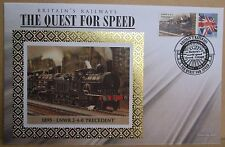 2008 Limited Edition Benham Steam Train Cover - 1895 LNWR 2-4-0 'Precedent'