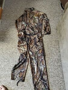 Scent Blocker Light Weight Camo Outfit LARGE shirt and large pants