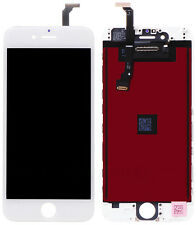"For iPhone 6 4.7"" LCD Screen Touch Digitizer Replacement White + FREE Tools"