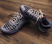 Reebok Crossfit Nano CF74 Womens Sz 8 Duracage Purple Black Sneakers 4.0