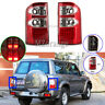 Left Right Side LED Rear Tail Light Lamp for Nissan Patrol GU Y61 12/1997-2004