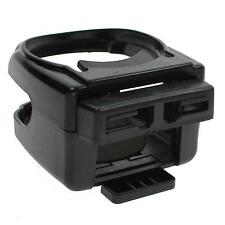 Black Auto Car Air Vent Bottle Can Coffee Drinking Cup Holder Bracket Mount Tray