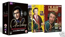 Alan Partridge: The Complete Collection [BBC] (DVD)~~~~Steve Coogan~~~~BRAND NEW