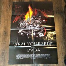 EVGA Big Gamer Poster