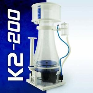 IceCap K2-200 Protein Skimmer ,  Sicce PSK1000 pumpRated for 200-300gal