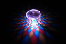 Set of 2 LiteRays LED Light Up Projection LitePod Drink Accessory- Diamonds