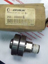 "*New* Deublin Rebuild Kit 3/4"" Npt , 255000B021 , 255-000B021"