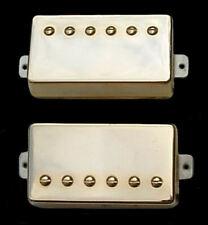 Guitar Pickups - GUITARHEADS ALNICO SUPREME PAF HUMBUCKER - SET of 2 - GOLD