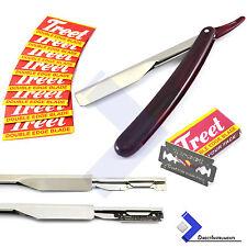 Barber Hair Shaving Razor Straight Folding Knife Facial Hair Men's Best Gift Kit