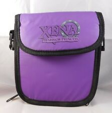 Xena Warrior Princess Purple CD Player Case Holder W/ Strap