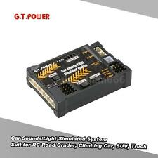 G.T.POWER Car Sounds/Light Simulated System for Road Grader Climbing Truck V2Q3