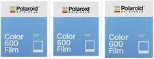 3 x POLAROID COLOR 600 SOFORTBILDFILM !! NEUHEIT von Impossible !!