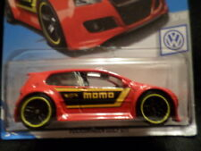 HW HOT WHEELS 2019 HW VOLKSWAGEN #5/10 VOLKSWAGEN GOLF GTI RED HOTWHEELS VHTF
