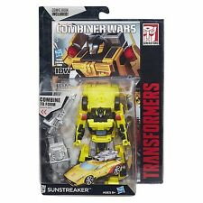 Transformers Generations Combiner Wars Deluxe Class SUNSTREAKER + Comic (B3060)