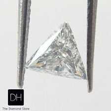 0.16 Ct. Loose Triangle Cut Natural Diamond F VS1 Deal for Her Christmes Gift