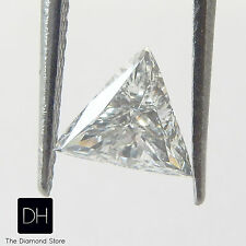 0.16 Ct. Loose Triangle Cut Natural Diamond I I2 Deal for Her Christmes Gift