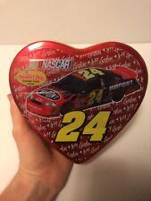 New listing 2006 NASCAR Jeff Gordon DoubleCrisp Candy Cars & Collectible Tin NEW