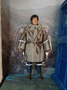 """DR DOCTOR WHO 5"""" 2ND DOCTOR IN FUR COAT (ABOMINABLE SNOWMEN) NEW LOOSE"""