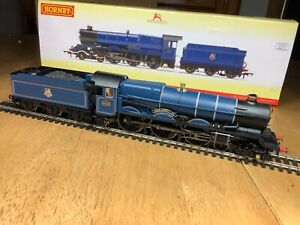 Hornby R3410 BR Blue 4-6-0 King Class Loco 6025 King Henry III with TTS Sound