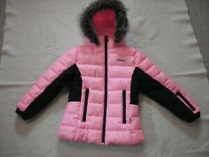 Neuwertige Winterjacke in pink/rosa von VINGINO Gr.10 ca. 9 Jahre