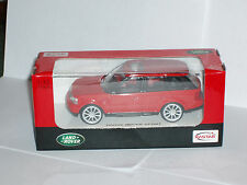 Land Rover Range Rover Sport in Red 1/43rd Scale