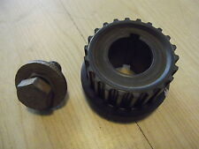 VAUXHALL CAVALIER MK3 1.7 TD DIESEL CRANKSHAFT SPROCKET / TIMING BELT PULLEY
