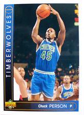 CARTE  NBA BASKET BALL 1994  PLAYER CARDS CHUCK PERSON (39)