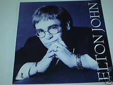 ELTON JOHN The Big Picture Tour 1997/98 - TOUR PROGRAMME