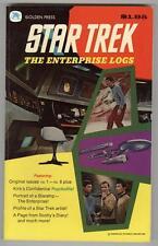 Star Trek Enterprise Logs #1 F/VF August 1976 Photo Cover