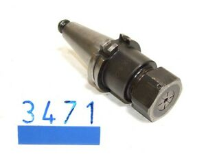 CAT 40 collet milling chuck  (3471)