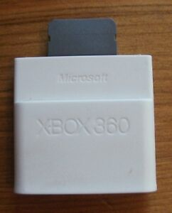 Official Microsoft xBox 360 Memory Card - 256mb
