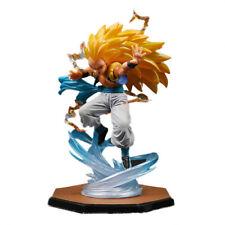DBZ Dragon Ball Super Saiyan Gotenks Anime PVC Figures Figurine Model Manga Toys
