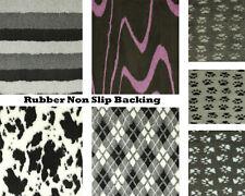Black S to XL PRO Luxury NON SLIP Washable Veterinary Bedding Dog Cat Animal Bed