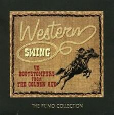 Country Western Swing Music CDs and DVDs Various