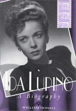 Ida Lupino: A Biography-ExLibrary